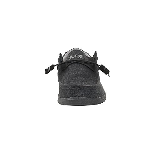 Dude Shoes , Basses homme Noir