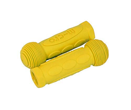 Micro Scooter Gummigriffe Ersatzgriffe Kinderroller Variante gelb