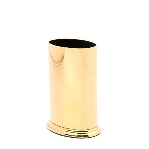 Brillenständer - 23-Karat vergoldet