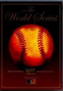 The World Series 1986: New York Mets v. Boston Red Sox