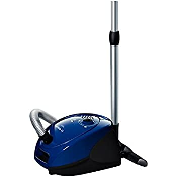bosch bsg6b110 aspirateur avec sac bleu 700 w cuisine maison. Black Bedroom Furniture Sets. Home Design Ideas