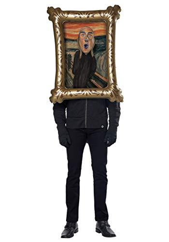 Kostüm Screamers - Adult The Screamer Fancy Dress Costume Standard