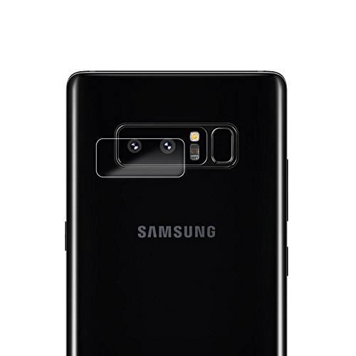 CELLBELL® Samsung Galaxy Note 8-Camera Lens Protector Tempered Glass Screen Protector With FREE Installation Kit