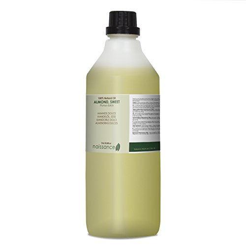 Mandelöl 100% rein - 1 Liter