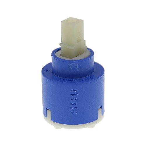 Sanifri 470010811 Kerox Kartusche 35mm, ohne Kartuschenboden -