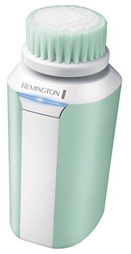 Remington FC500 Gesichtsreinigungsbürste Compact REVEAL, Dual-Action-Technologie – vibrierend und rotierend, weiß/mintgrün