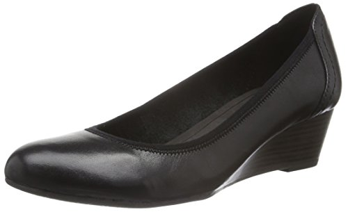 Tamaris Damen 22320 Pumps, Schwarz (Black 001), 39 EU