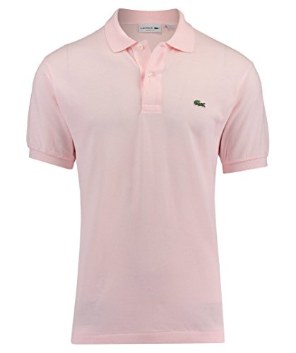 (Lacoste Herren Poloshirt Classic Fit L1212 rose (70) 2)