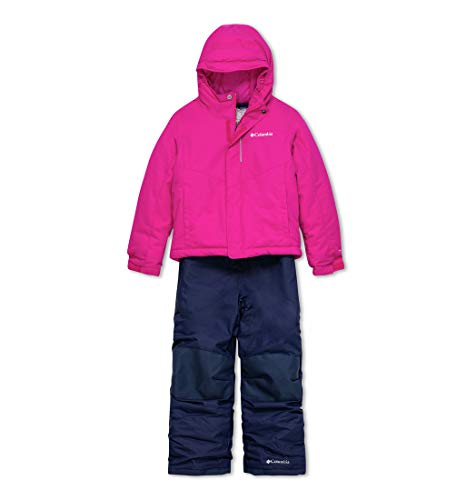Columbia Toddlers' Snow Set, Buga, Pink Ice, XS