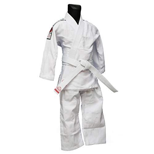 Not defined judogi kappa rio bianco 130 cm
