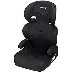 Safety 1st Siège Auto pour Enfant Road Safe, Groupe 2/3, Siège-auto rehausseur, de 3 à 12 ans (15-36 kg), Full Black