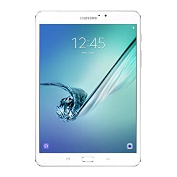 """Samsung Galaxy Tab S2 Tablette tactile 8"""" Blanc (RAM 3 Go, Disque dur 32 Go, Android 6.0, Wi-Fi)"""