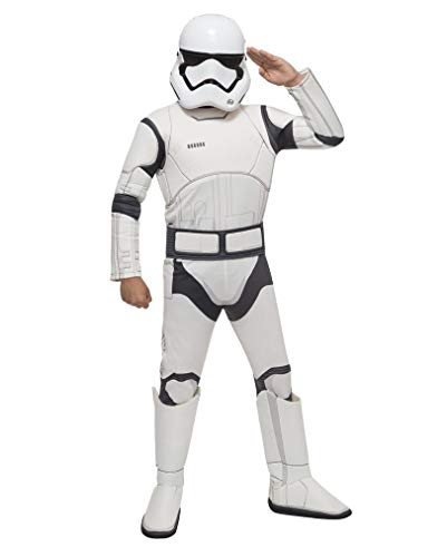 Horror-Shop Deluxe Stormtrooper Kinderkostüm ()