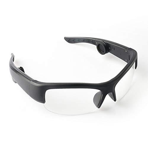 IOIOA Bone Conduction Bluetooth Brille Headset Bone Sensing Bluetooth Sports Bone Conduction Smart Sonnenbrille Bluetooth Headset,B