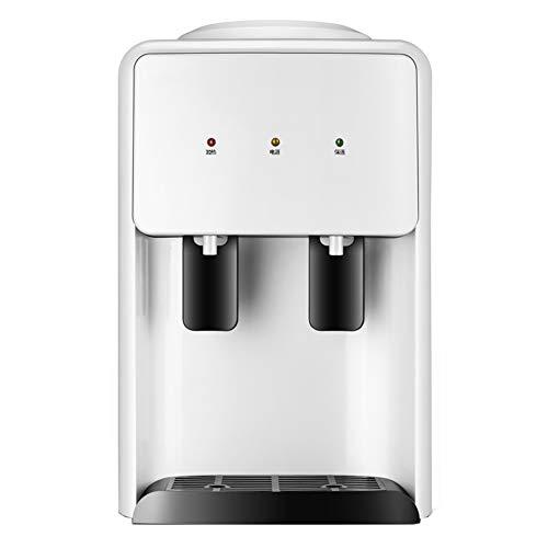 Preisvergleich Produktbild Heat & Cool Wasserspender,  Counter Top Mini Trinkhalter Wasser Flaschenspender Stehen Für Küchenhaus-Büro, White