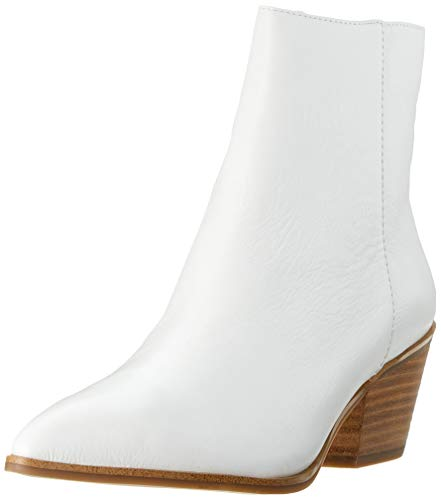 ALDO Damen DRELIWIA Stiefeletten, Weiß (White 70), 40 EU