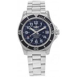Breitling Superocean II 36 A17312C9/BD91-179A Steel Automatic Men's Watch