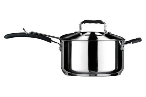 Premier Housewares TENZO S II Series - Freidora de acero inoxidable, con...