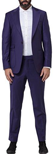 Sarah Kern Homme Business Anzug für Herren Model Boston 2, Herrenanzug  Casual Anzug Slim Fit