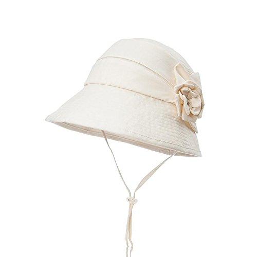 HWTYM Sun Hat Summer Women's Beach Travel Chapeau de pliage pliant Large Wide Brim Protection UV Outdoor Sun Hat ( Couleur : C ) B