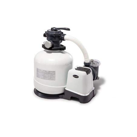 Intex L&G FR 26652FR Filtre à Sable, Blanc