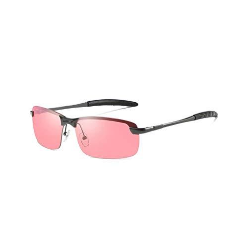WITTMANN Radfahren Fahrrad Fahrrad Mode Brille Schutz Radfahren Brille Fischen Fahren Sonnenbrille Brillen Sport Outdoor Reiten Brille (Farbe : Schwarz)