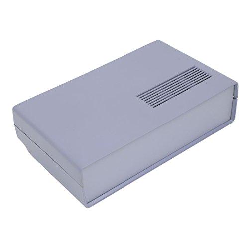 sourcing map 228mm x 140mm x 62mm en Plastique ABS Projet électronique Boîtier raccordement boîte