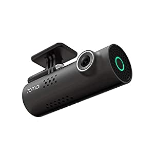 Xiaomi 70 Minutos Grabador de Conducción de Automóviles Cámara de Dash 1080 P Full HD Smart Car DVR Versión Nocturna WiFi 130 Grados Wireless Dash Cam G-Sensor Dashcam