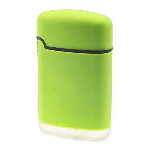 Easy Torch 8 Outdoor Sturmfeuerzeug in 4 Farben sortiert, Farbe Easy Torch Outdoor:Gr&uumln