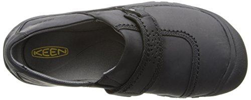 Keen Kaci Full Grain de femmes Slip-On Slip On Shoes Noir