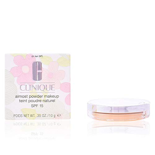Clinique Almost Powder Make-up Foundation SF15, Nr. 05 Medium, 1er Pack (1 x 10 g) (Puder Clinique Foundation,)