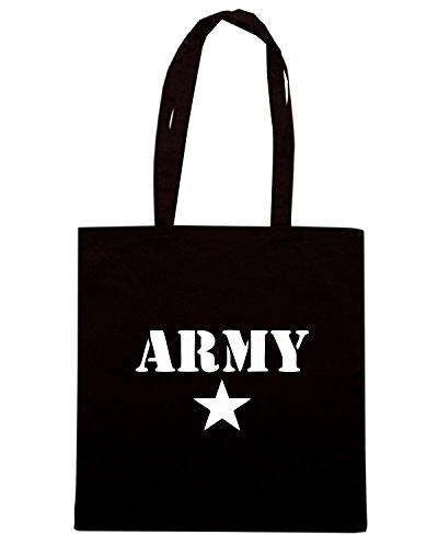 T-Shirtshock - Borsa Shopping TM0494 army Nero