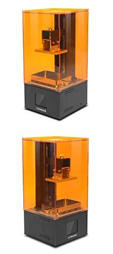 Orange 10 LCD 3D-Drucker Longer SLA Intelligente Unterstützung Schnelles Schneiden von UV-Licht aushärtendem UV-Harz 3D Drucker - 2