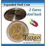Shell von 2 Euro magnetisierbar