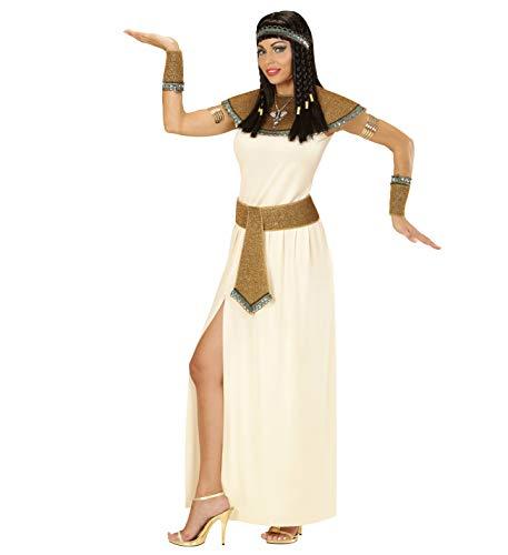 Cleopatra Kostüm Für Erwachsene - Widmann wdm67701-Kostüm für Erwachsene Cleopatra, weiß,