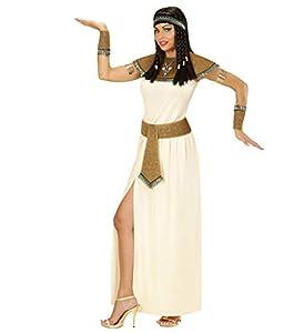 WIDMANN wdm67702?Disfraz para adultos Cleopatra, blanco, M