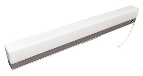 Tibelec 312840 Applique LED avec Interrupteur à Tirette Plastique