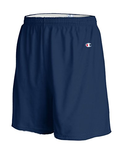 champion-short-de-sport-en-coton-bleu-medium