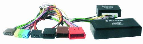 Phonocar 4/668 - Kit di cavi per vivavoce, per veicoli Audi A2 e A3 modello 2003, A4 modelli 2001-2006, TT modello 2006 e VW Golf IV e Passat, multicolore
