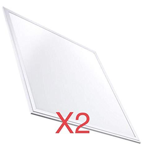 Led Atomant Pack 2x Panel Led 60x60 cm