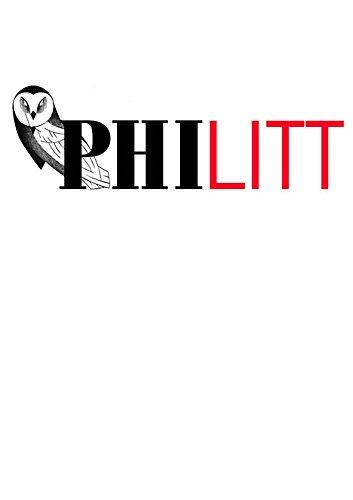 Philitt nº6: Revue de philosophie et de littérature