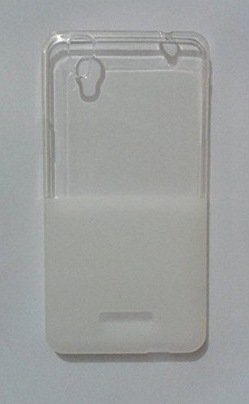 Wise Guys Soft Back Case Cover For Micromax Yu Yureka - Transparent & Opaque