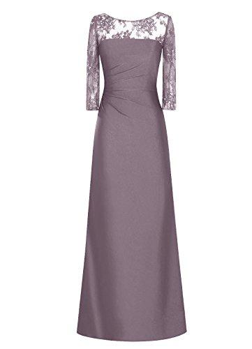 Dresstells, Robe longue de demoiselle d'honneur Robe de soirée Robe de cérémonie Tenue de mariage Rouge Foncé