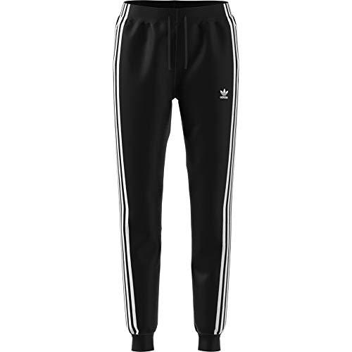adidas Damen Regular Cuffed Trainingshose Black 34