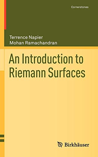 An Introduction to Riemann Surfaces (Cornerstones)