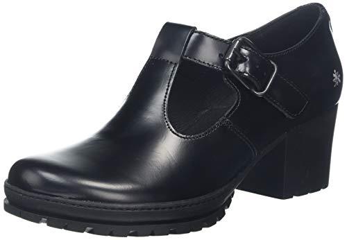 Art Camden, Zapatos de tacón con Punta Cerrada para Mujer, Negro Black Black, 39 EU