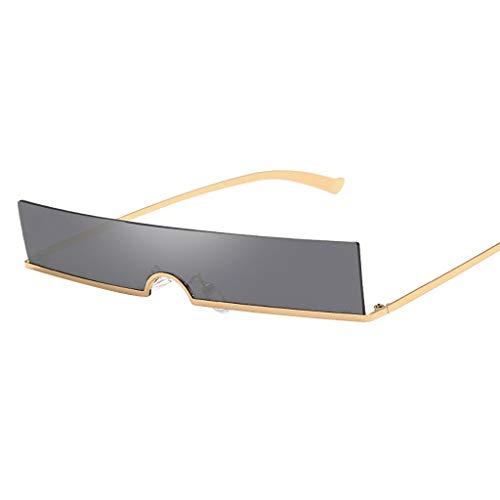 Rosennie Polarisierte Unisex Sonnenbrillen Klipp auf Sonnenbrille Gläsern Brille Retro Eyewear...