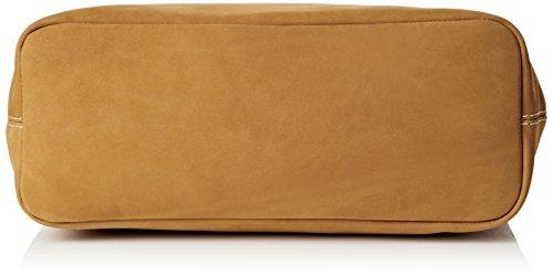Timberland Tb0m5221, Borsa a Spalla Donna, 16 x 34 x 36 cm (W x H x L) Beige (Tan)