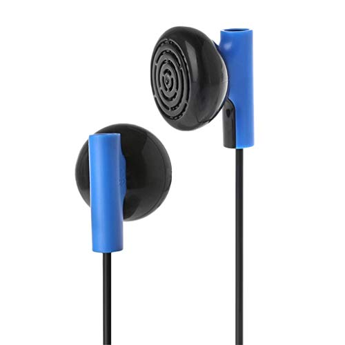 OSYARD Kopfhörer/Ohrhörer/Headphones/Earphones/Earbuds,Sport Gaming Headset mit Clip In Ear Stereo Kopfhörer mit Mikrofon für Sony Playstation PS4 Controller,iPhone, Android Smartphones