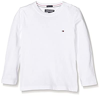 Tommy Hilfiger Boy's Original Cn Tee L/S T-Shirt